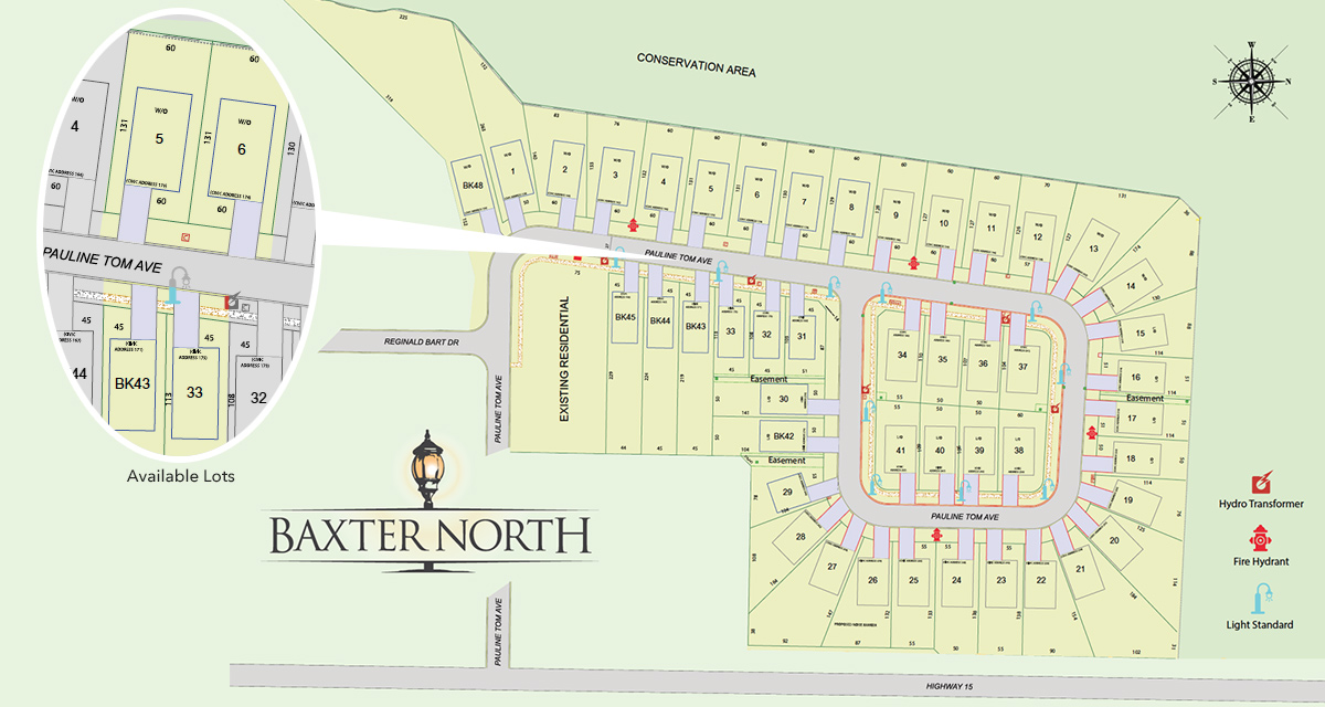 Baxter-North-Siteplan